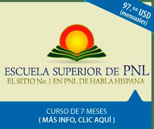 Banner Escuela Superior de PNL